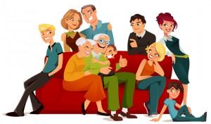 La famille idéale